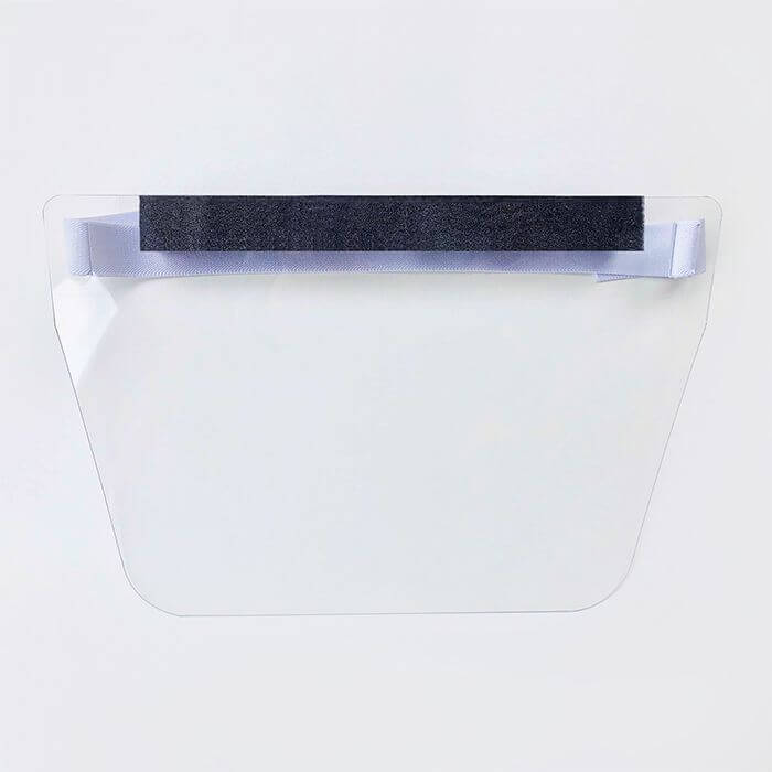 Face Shield - Detail Front