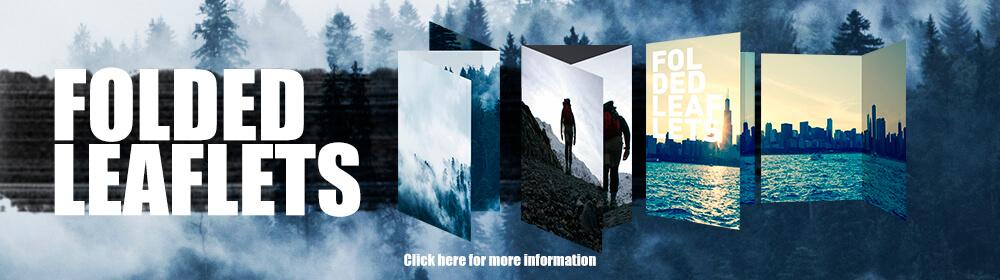 Folded Leaflets Homepage Slider