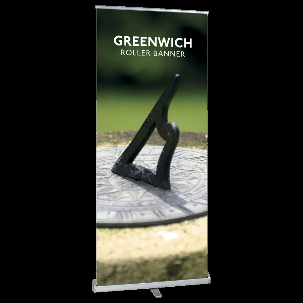 Greenwich Roller Banner