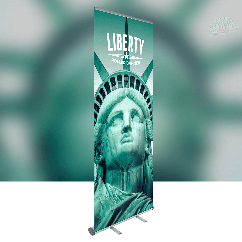 Liberty product image with background