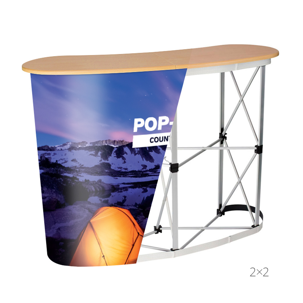 Pop-Up Counter X-Ray