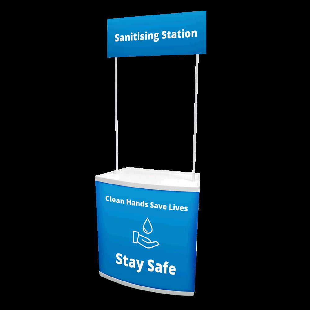 Sanitising Station - Counta Blue