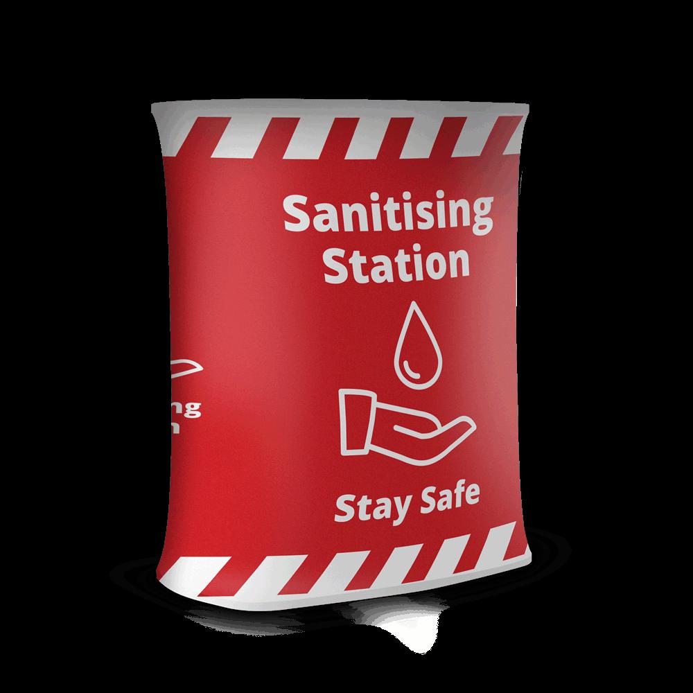 Sanitising Station - Stretch