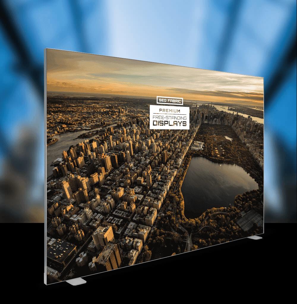 SEG Free-Standing Display - Premium - 3000x2000