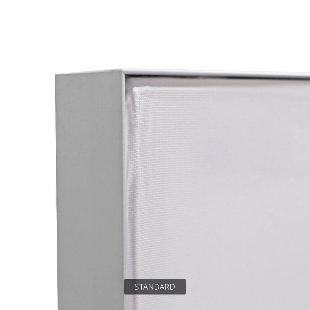 SEG Free-Standing Display - Premium - Detail Top Corner