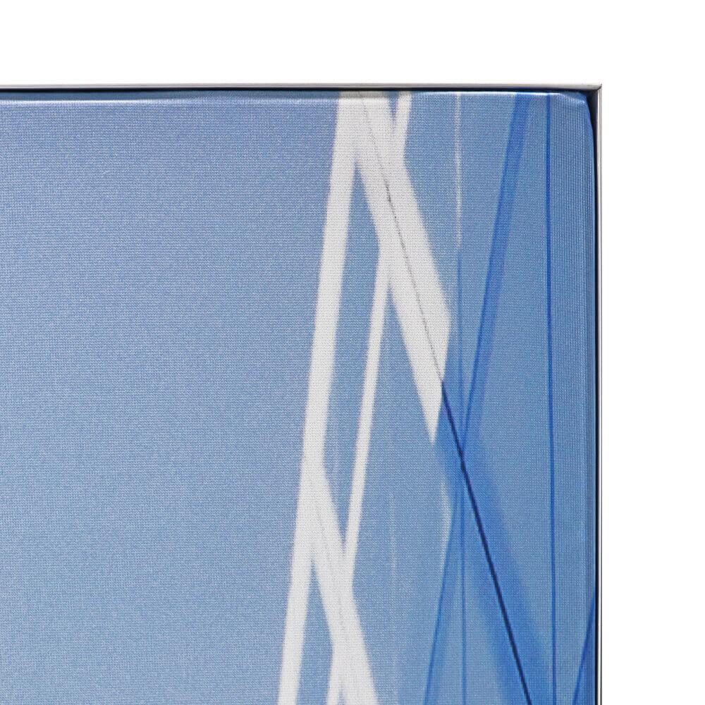 SEG Free-Standing Display - Standard - Detail Top Corner