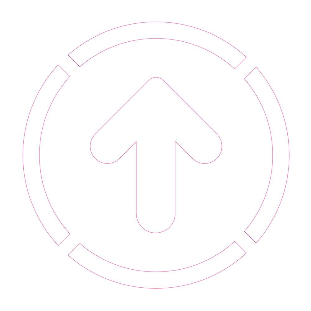 Stencil - Arrow