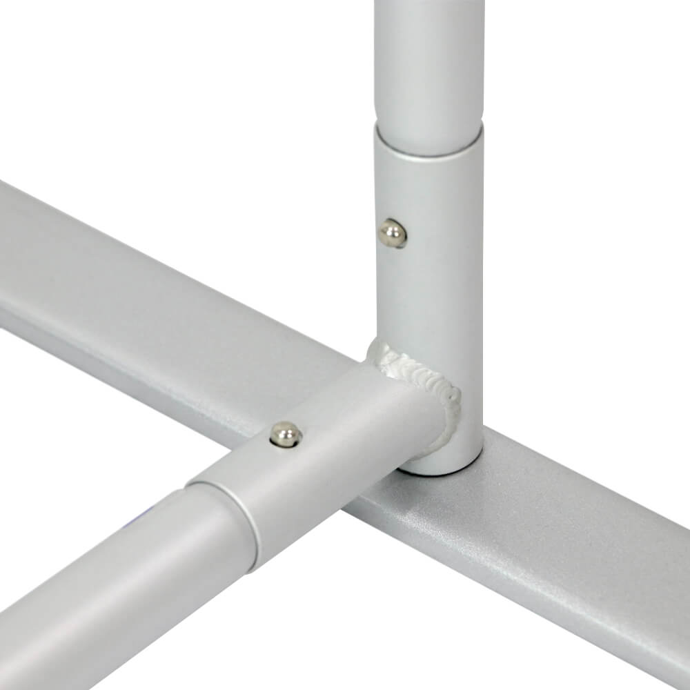 Stretch Fabric Economy Stand Detail Frame Bottom