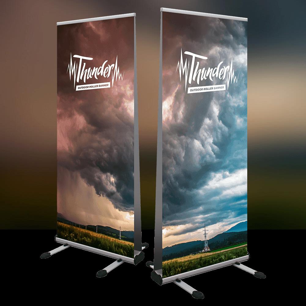 Thunder product image with background
