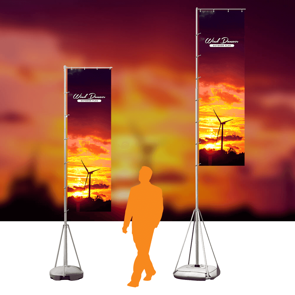 Wind-Dancer product image with background